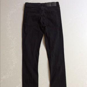 Cheap Monday Jeans - Cheap Monday Tight Stretch Black Skinny Jeans
